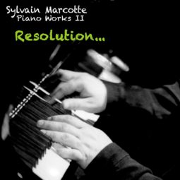 Oeuvre de Marcotte, Sylvain
