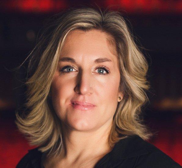 Marie-Pierre Simoneau, directrice